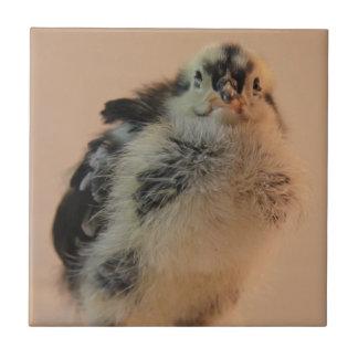 Ugly Chick Ceramic Tile