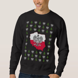 Ugly Christmas Polish Sweater