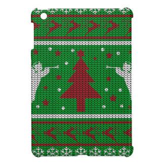 Ugly Christmas Sweater iPad Mini Case