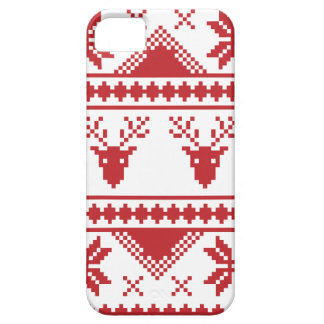 ugly christmas sweater iPhone 5 covers