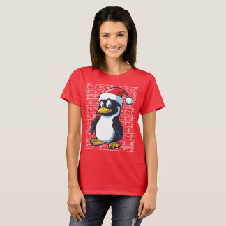Ugly Christmas Sweater Penguin