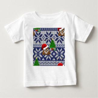 ugly Christmas sweater poop emoji