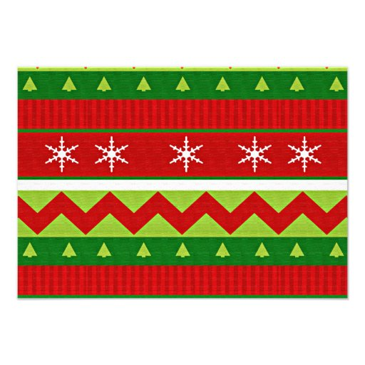 Ugly Christmas Sweater Voting