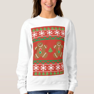 Ugly Christmas Sweater Women's Sweatshirt