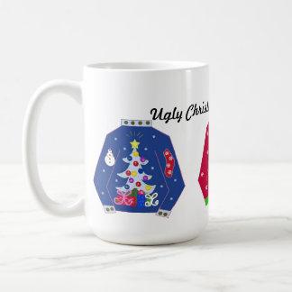 Ugly Christmas Sweaters Classic White Coffee Mug
