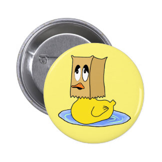 Ugly Duckling Button