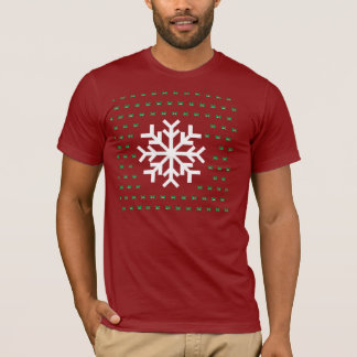 Ugly Snowflake Sweater