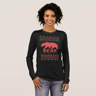 Ugly Sweater Christmas Bear