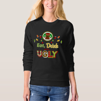 Ugly Sweater Christmas Holiday Sweatshirt