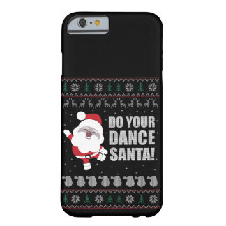 Ugly Sweater Santa Phone Case