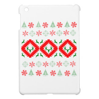 Ugly xmas 1 iPad mini cover