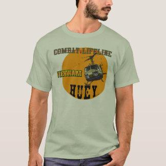 UH-1 Huey: Combat Lifeline - Vietnam T-Shirt