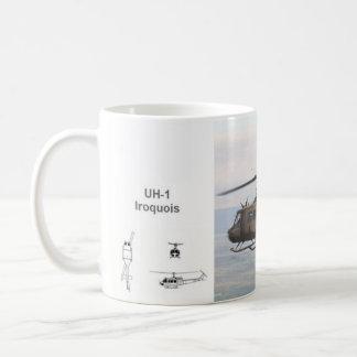 UH-1 Iroquois mug