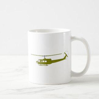 UH-1H 'Huey' Utility Helicopter Coffee Mug