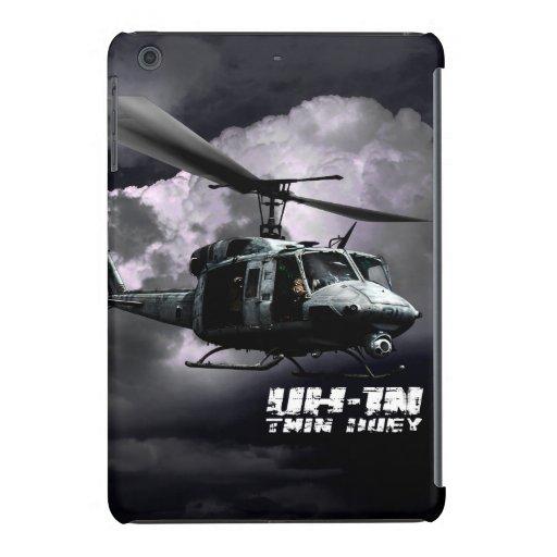 UH-1N Twin Huey iPad Mini Retina Covers