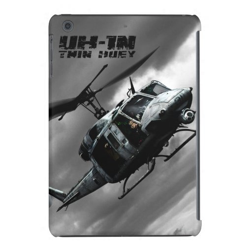 UH-1N Twin Huey iPad Mini Covers