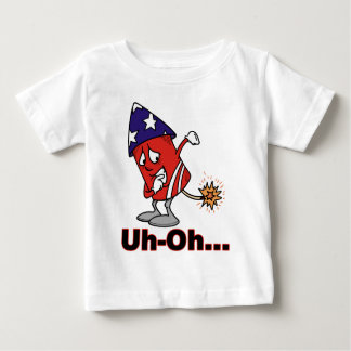 Uh Oh Baby T-Shirt