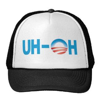Uh-Oh Cap Trucker Hat
