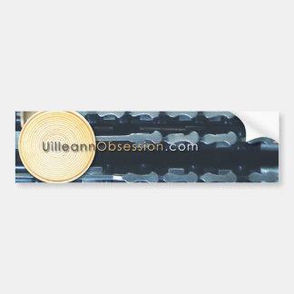 UilleannObsession.com Bumper Sticker