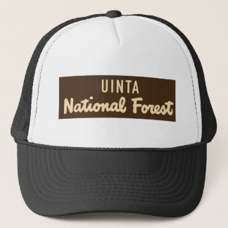Uinta National Forest Trucker Hat