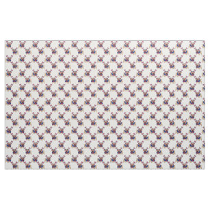 ac94173bdfe UK British Pug Fabric