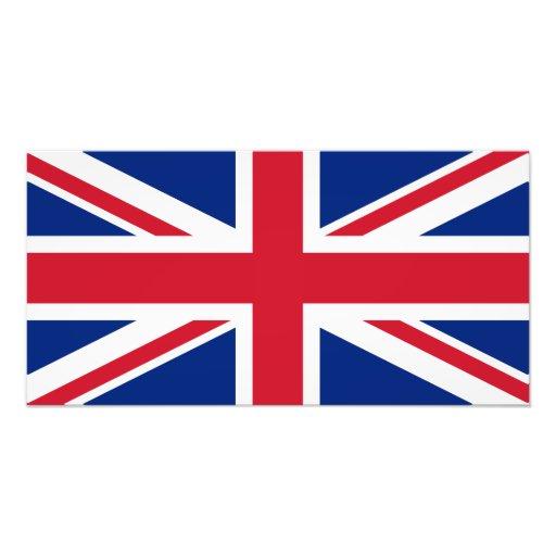 UK British Union Jack Flag Photograph
