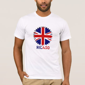 UK Cut Out ( Custom ) T-Shirt