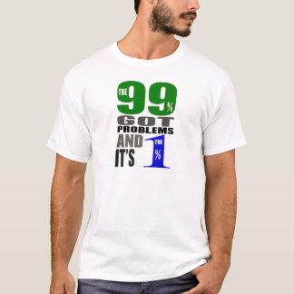 UK Election 2015 - 99% got problems.. T-Shirt