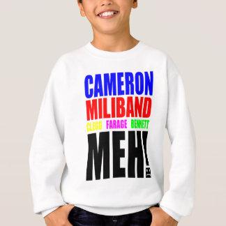 UK Election Choices Sweatshirt