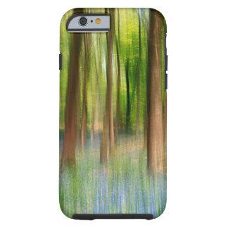 UK England   Bluebell Oak Woodland in Springtime Tough iPhone 6 Case