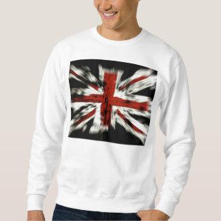 UK England Flag Sweatshirt
