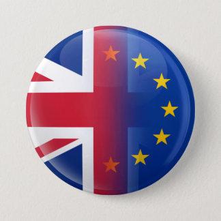 UK – EU membership referendum 2016 3 Inch Round Button