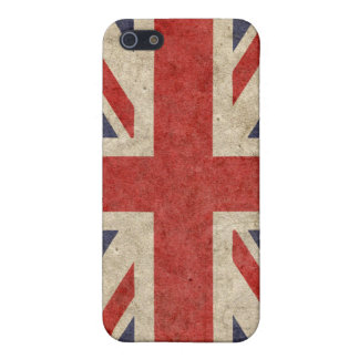 UK Faded iPhone 5/5S Cover