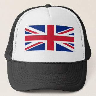 UK flag - cap