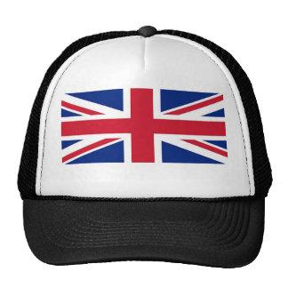 UK flag - cap Trucker Hat