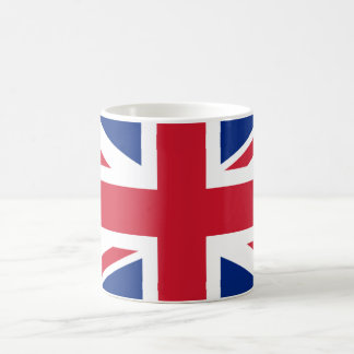 UK Flag Coffee Mug