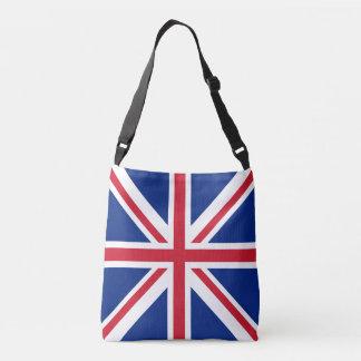UK Flag Crossbody Bag