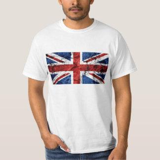 UK FLAG GRUNGE T-Shirt