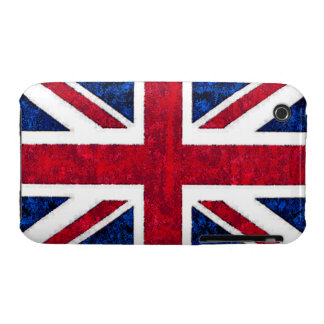 UK FLAG iPhone 3 Case-Mate Case