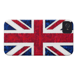 UK FLAG iPhone 4 Case-Mate Case
