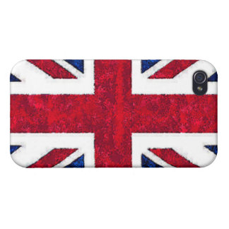 UK FLAG iPhone 4 COVER