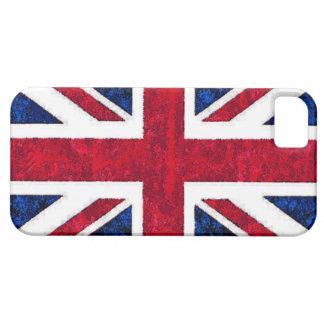 UK FLAG iPhone 5 Case-Mate Case