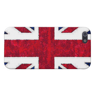 UK FLAG iPhone 5 CASES