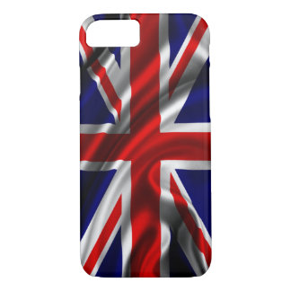UK Flag iPhone 7 Case