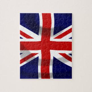 UK Flag Jigsaw Puzzle