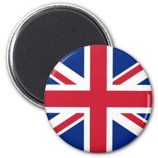 UK Flag Magnet