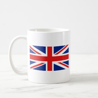 UK Flag ~ Map Mug