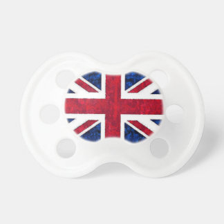 UK FLAG Pacifier