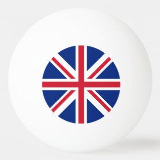 UK Flag Ping-Pong Ball