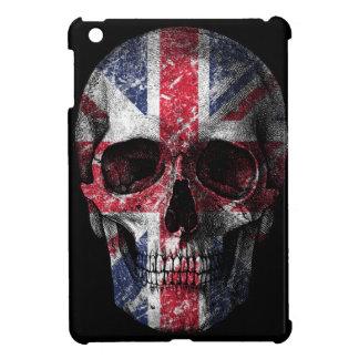 UK flag skull iPad Mini Cover